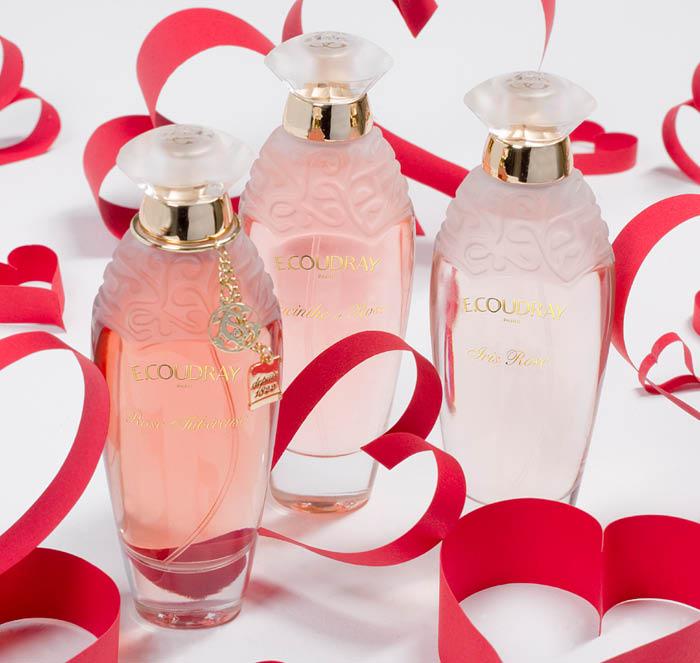 """Saint-Valentin: 10€ de réduction sur les Eaux """"Absolu rose"""""""