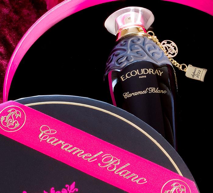 """Caramel blanc"": la nouvelle fragrance envoûtante de  E.Coudray"