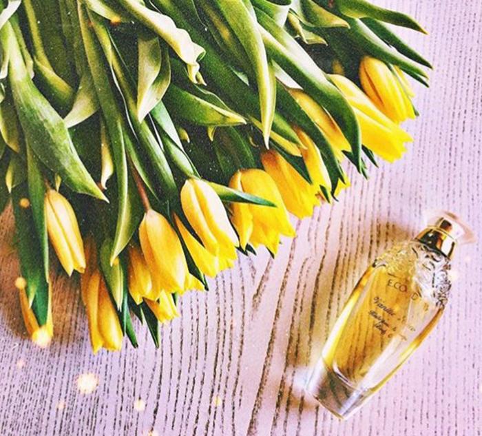 Suivre le sentier fleuri des fragrances  E.Coudray